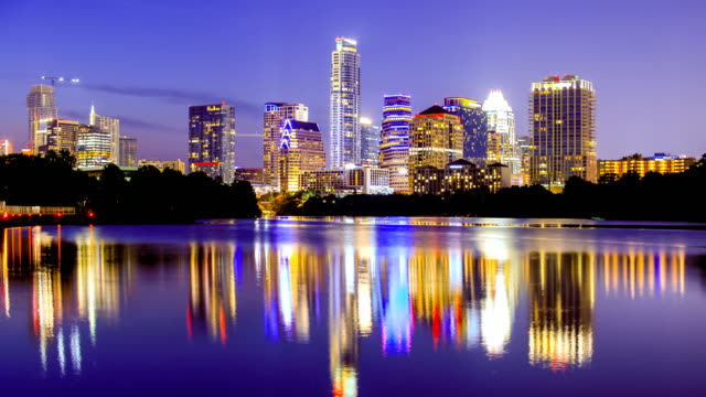 austin, tx - southwest usa stock videos & royalty-free footage