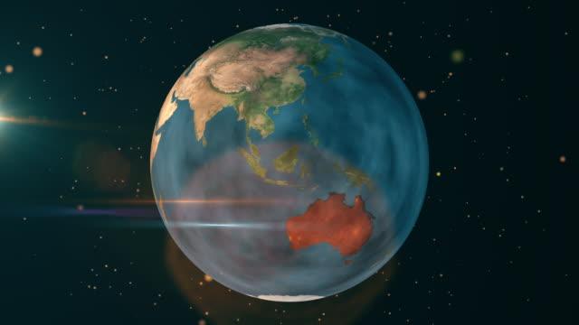 australien - erdnaturkatastrophe - feuer - geologie stock-videos und b-roll-filmmaterial