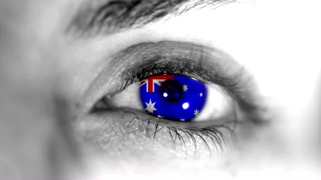 Australia Eye. HD