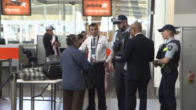 Australia has foiled an Islamist inspired terrorist plot to bring down an airplane with an improvised explosive authorities say after four people...