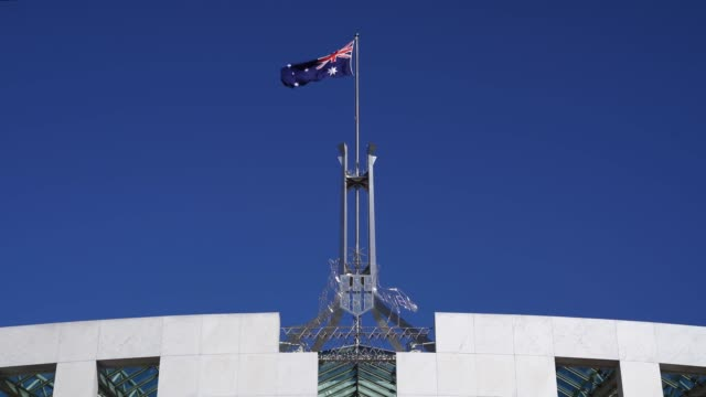 australia parliament house,canberra - government stock videos & royalty-free footage