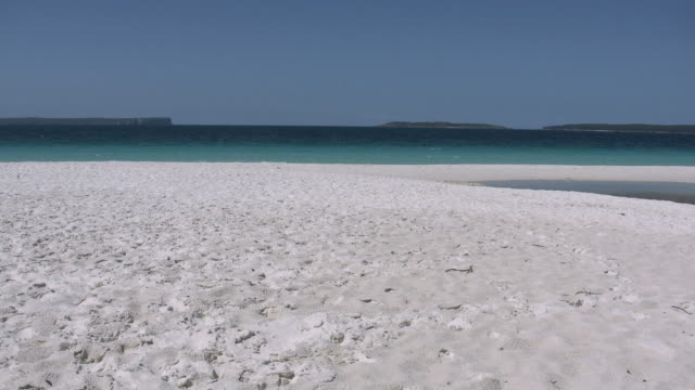 Australia white sand at Hyams Beach Jervis Bay