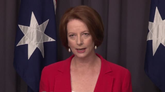 Australian Prime Minister Julia Gillard on Monday said the 'political drama' was over after surviving a leadership challenge from Kevin Rudd and...