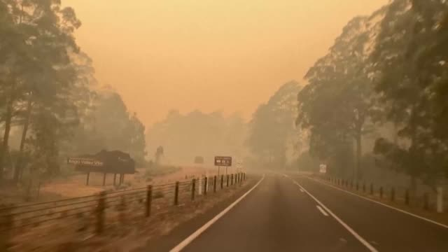 australians on sunday counted the cost from a day of catastrophic bushfires that caused extensive damage across swathes of the country and took the... - nature stock videos & royalty-free footage