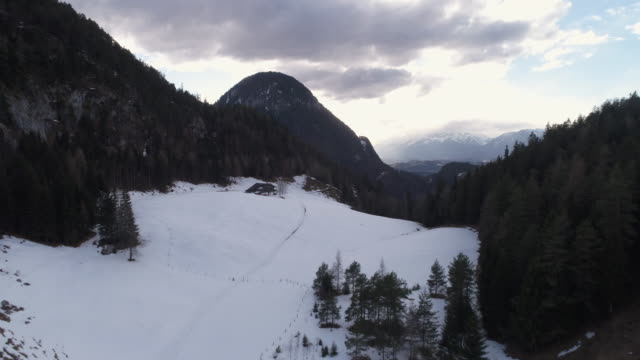 austria drone - tyrol state austria stock videos and b-roll footage
