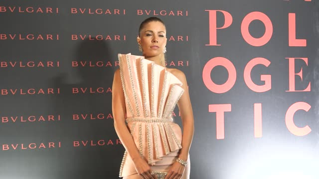 vidéos et rushes de austrian presenter singer and songwriter victoria swarovski at the unapologetic night by bvlgari x constantin film at bvlgari clvb on february 23... - culture autrichienne