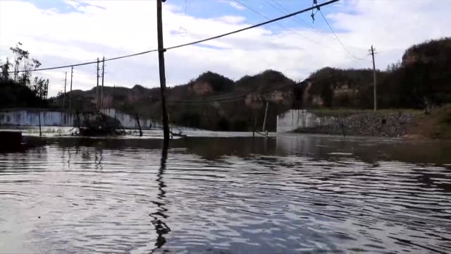 Authorities in Puerto Rico rush to evacuate tens of thousands of people living downriver from a dam said to be in danger of collapsing because of...