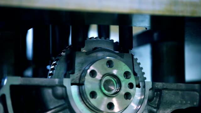 "Automatisierte assembly ""Motor"""