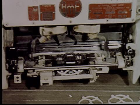 MS, CU, TU, COMPOSITE, Automated pretzel making machines in factory, USA