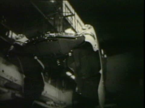 vídeos de stock, filmes e b-roll de automotive manufacturing plant - vintage car