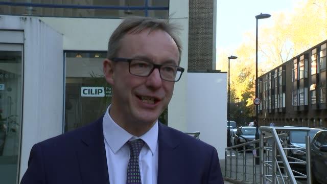 Paul Johnson interview ENGLAND London EXT Paul Johnson Director IFS interview SOT re Autumn budget / continued austerity / Brexit / housing crisis