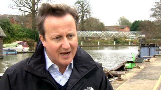 autumn budget statement preview; oxford: david cameron mp interview sot - because we've managed the nations finances carefully and because we now... - shirt and tie stock videos & royalty-free footage
