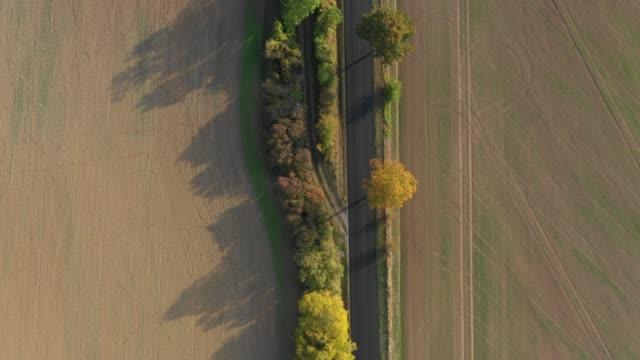 Autumn in Lower Saxony in Germany