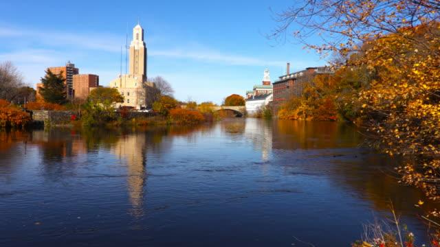 Autumn in Pawtucket, Rhode Island