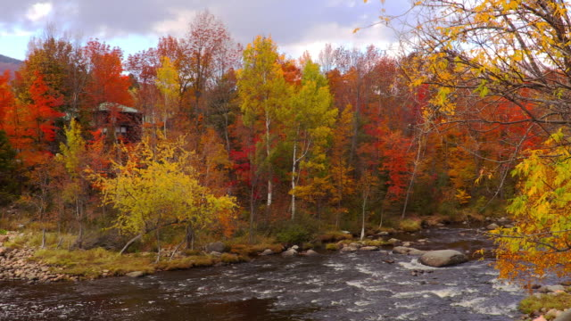 Herfst in de Adirondacks