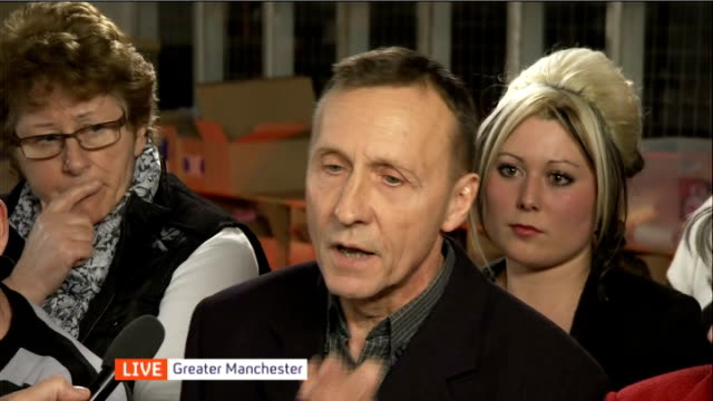 Greater Manchester Middleton Headen Quarmby Factory DISCUSSION featuring Terry Smith / Ivy Isherwood / Paul Rigby / Laura Bestley / David Moore
