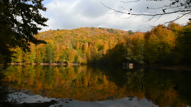 Autumn Time at The Yedigoller