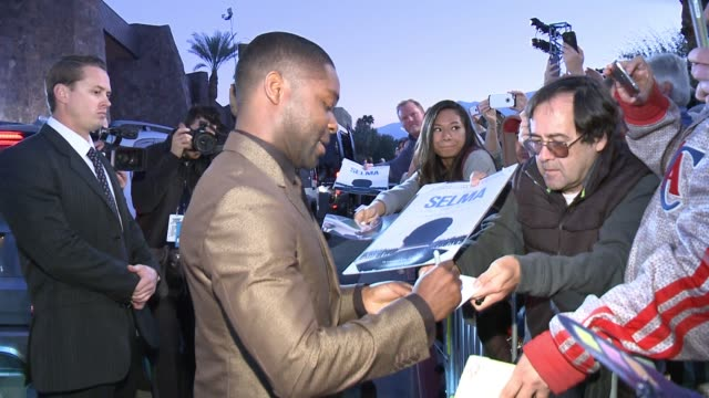 Ava DuVernay and David Oyelowo at the 26th Annual Palm Springs International Film Festival Awards Gala Presented By Cartier on January 03 2015 in...