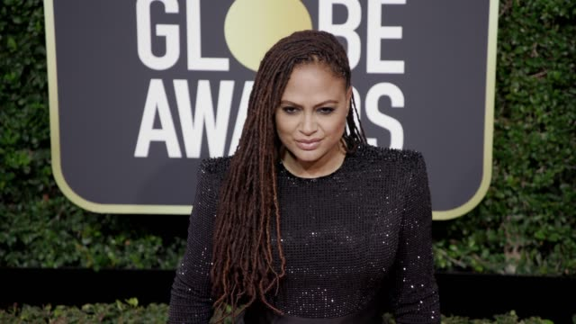 Ava DuVernay at the 75th Annual Golden Globe Awards at The Beverly Hilton Hotel on January 07 2018 in Beverly Hills California