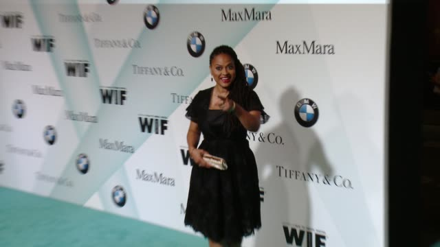 stockvideo's en b-roll-footage met ava duvernay at women in film 2015 crystal lucy awards presented by max mara bmw of north america and tiffany co at the hyatt regency century plaza... - hyatt
