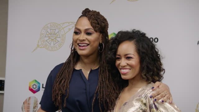 ava duvernay, dawn-lyn gardner at the 57th annual icg publicists awards 2020 in los angeles, ca 2/7/20 - ava gardner stock videos & royalty-free footage