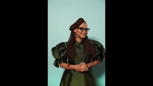 ava duvernay poses for a gif the 2018 film independent spirit awards on march 3 2018 in santa monica california - film independent spirit awards stock videos & royalty-free footage