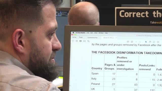 BEL: NGO warns against disinformation in Europe