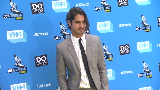 Avan Jogia at 2013 Do Something Awards on 7/31/13 in Los Angeles CA