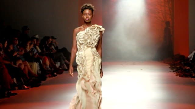 Avant Apparel A/W 2014 at MercedesBenz Fashion Week Johannesburg A