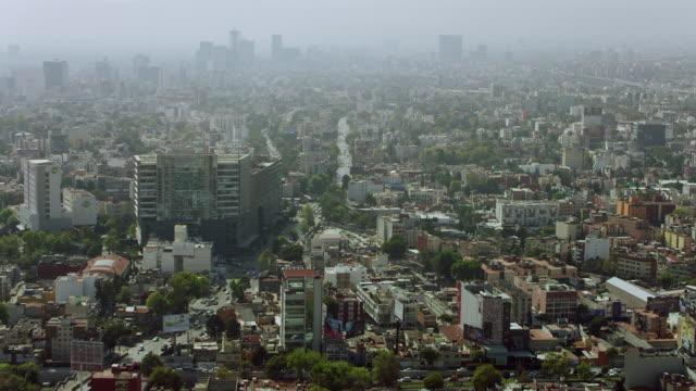 Avenida Patriotismo In Mexico City