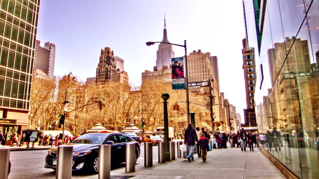 Avenue in New York City