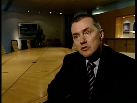 Tough challenges for British Airways London INT Walsh interview SOT We welcome suggestions coming from governments today airlines will be included in...