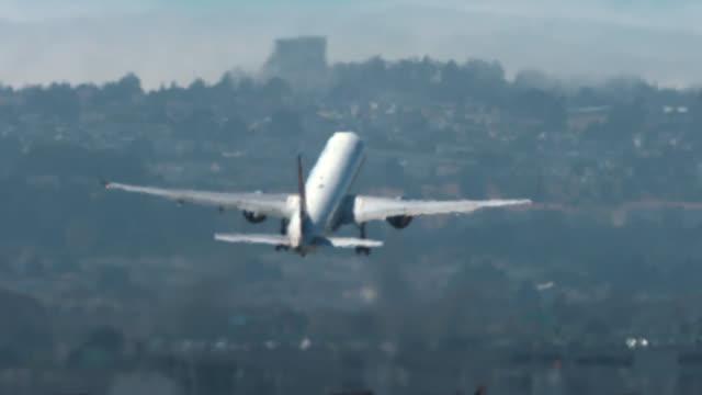 aviation - 立ち去る点の映像素材/bロール