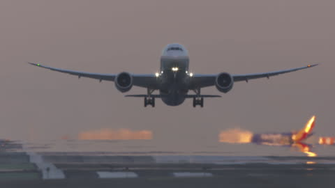 aviation - i luften bildbanksvideor och videomaterial från bakom kulisserna