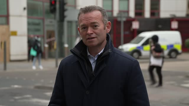 avon and somerset police under scrutiny following bristol riots; england: bristol: ext reporter to camera - scrutiny stock videos & royalty-free footage