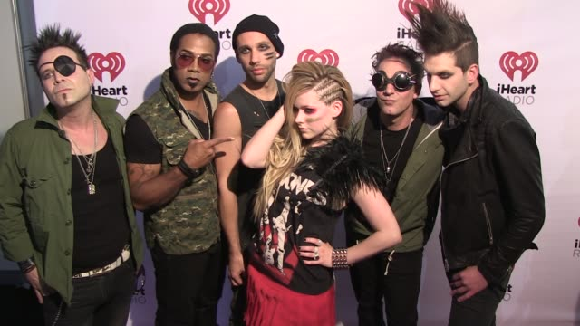 Avril Lavigne at iHeartRadio Music Festival Village Day 2 Avril Lavigne at iHeartRadio Music Festival on September 21 2013 in Las Vegas Nevada