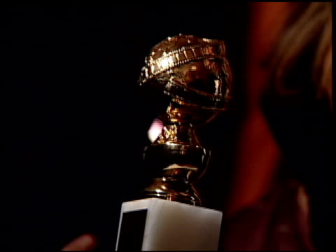 Award at the 2001 Golden Globe Awards After Party at the Beverly Hilton in Beverly Hills California on January 21 2001