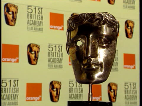 british dominance itn england london bafta award kate winslet at podium announcing nomination of actress gwyneth paltrow for best actress bafta award... - kate winslet stock videos and b-roll footage