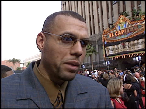 vidéos et rushes de awards 1 of 2 at the 2003 espy awards at the kodak theatre in hollywood california on july 16 2003 - espy awards