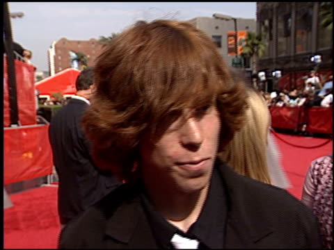 awards 1 of 2 at the 2003 espy awards at the kodak theatre in hollywood, california on july 16, 2003. - espy awards stock videos & royalty-free footage