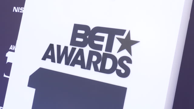 awards at microsoft theater on june 23 2019 in los angeles california - black entertainment television stock videos & royalty-free footage