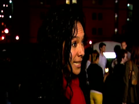 mobo awards founder kanya king comments on impact following sudden death of michael jackson ucla medical centre los angeles 26 june 2009 - michael jackson stock videos and b-roll footage