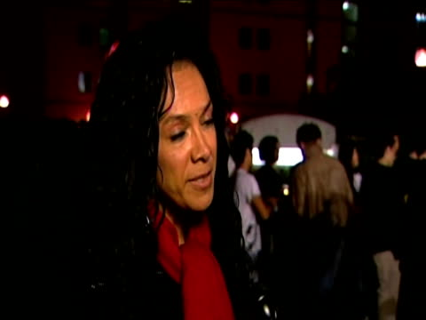 MOBO awards founder Kanya King pays tribute to musical legacy of pop star Michael Jackson 26 June 2009