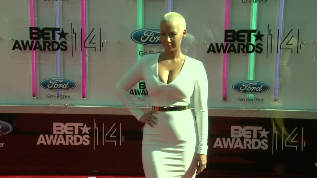 awards in los angeles ca - bet awards stock videos and b-roll footage