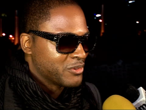interviews with artists and award winners taio cruz interview sot quietly confident everyone in category deserves to be there estelles doen well on... - madonna singer stock videos and b-roll footage