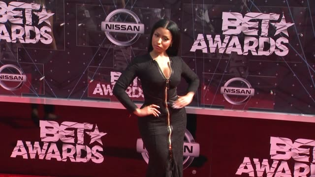 awards on june 28, 2015 in los angeles, california. - bet awards bildbanksvideor och videomaterial från bakom kulisserna