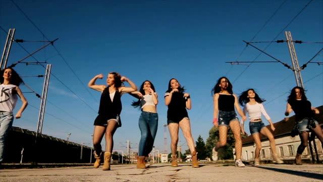 Awesome Tanzgruppe