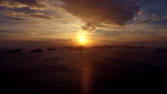 Awesome sunset