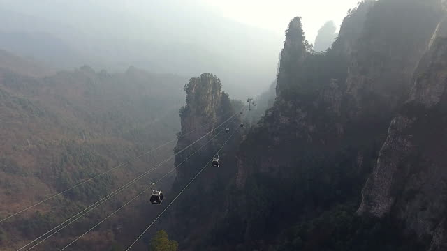 Awesome Zhangjiajie national park