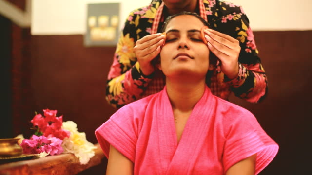 Ayurvedic Spa Treatment